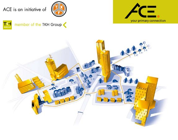 ACE Fiber Optic cabling concepts
