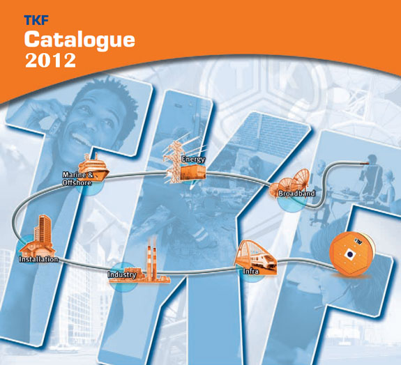 Catalog fibra optica TKF 2012